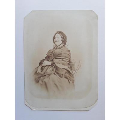 Photographie d'Adrien Tournachon, Dit Nadar Jeune, 1858-1861