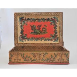 Box  In Arte Povera, Venice, 18th Century
