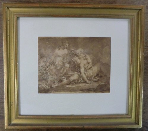 Moreau The Younger (1741-1814)