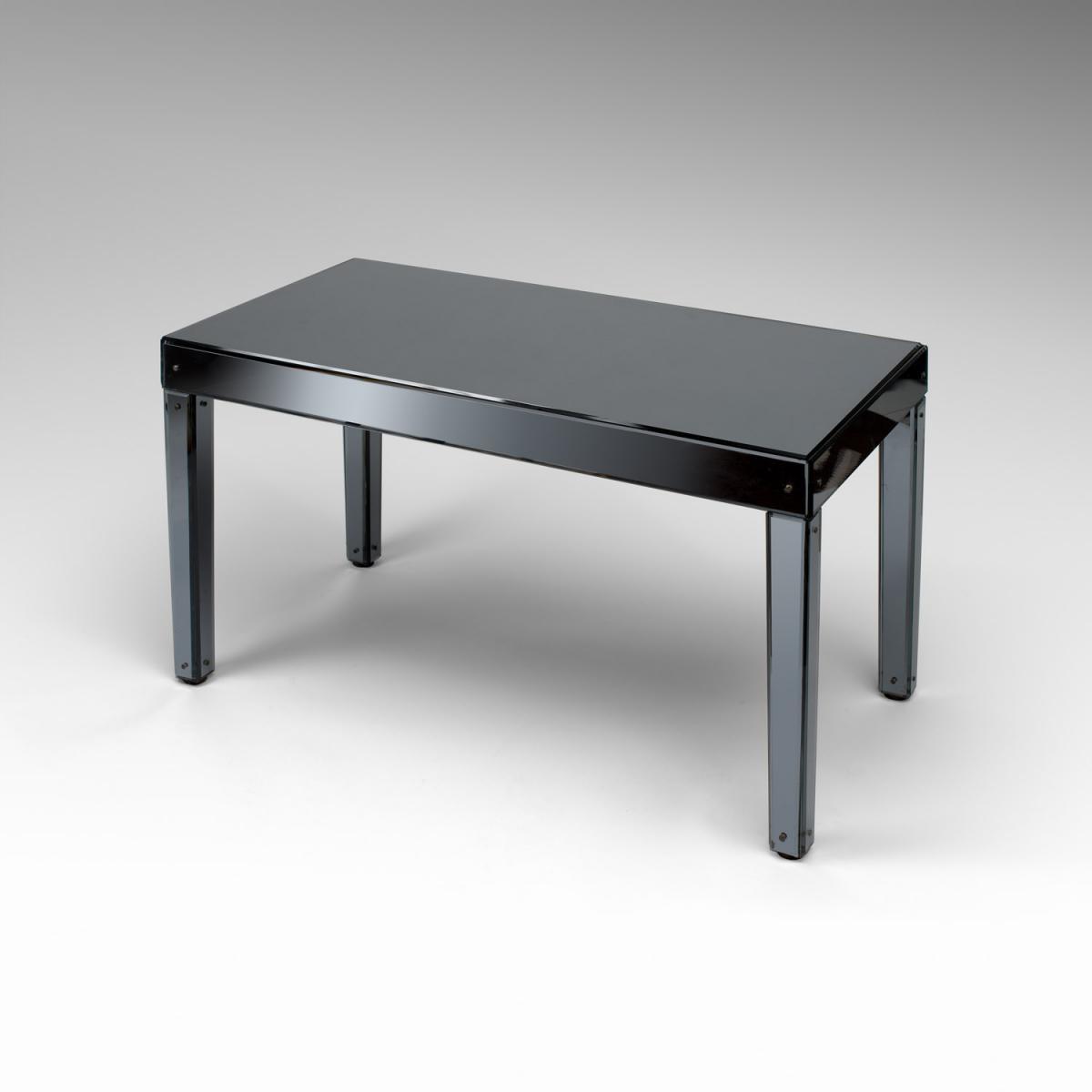 Table Basse En Miroir Fume Tables Basses