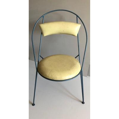Chaise prototype de Thierry Deleforge