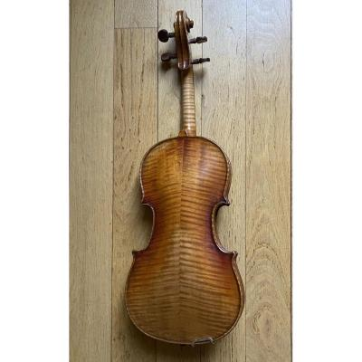 Violin Mirecourt Copy Of Stainer