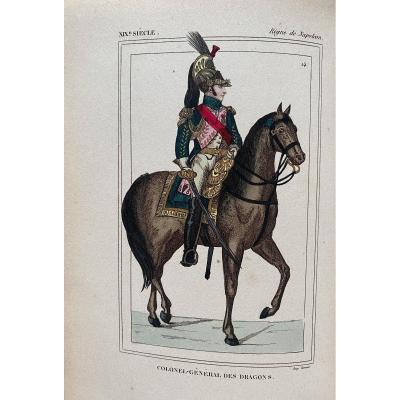 """""""Costumes historiques de la France"""" 10 tomes. P. Lacroix. 1852"""