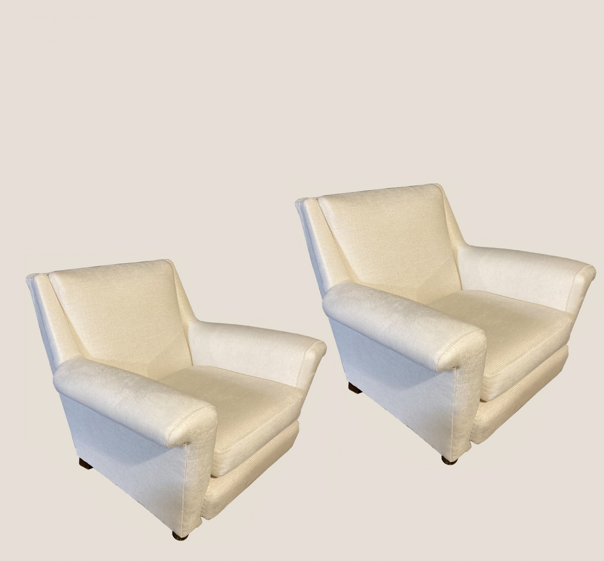 Pair Of Armchairs 1940