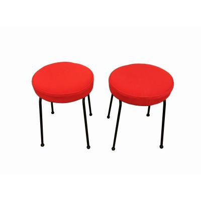 Pair Of 1950 Stools