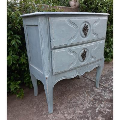 Small Dresser In Painted Wood In XVIII Eme Style