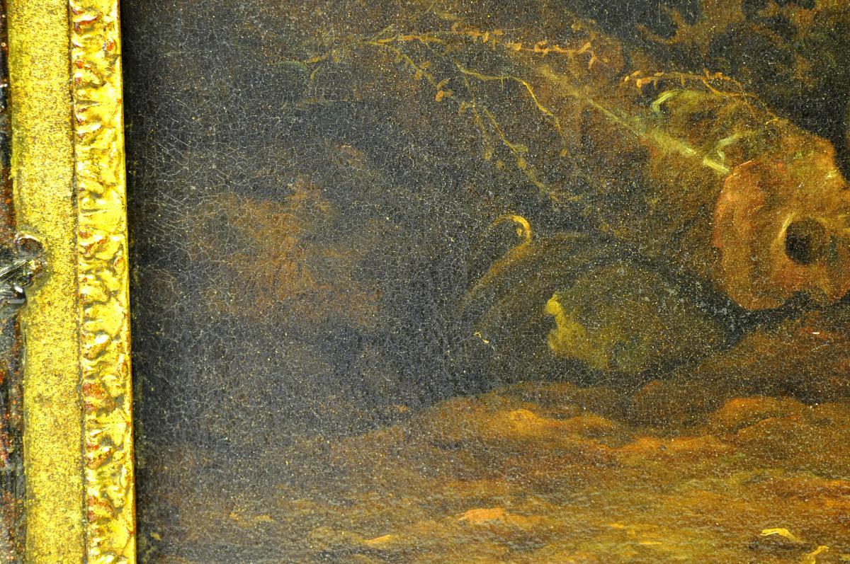 Michiel Carré, 1657-1727, Jeune berger et troupeau-photo-2