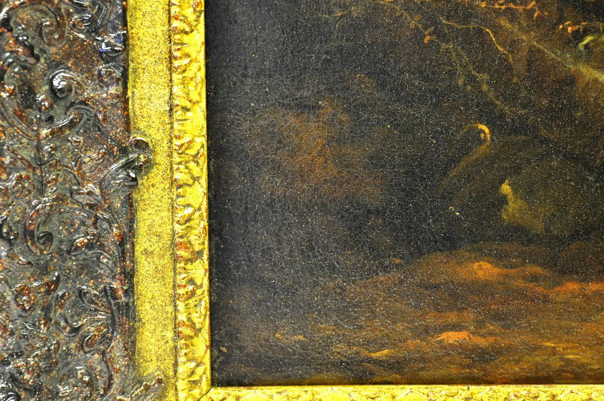 Michiel Carré, 1657-1727, Jeune berger et troupeau-photo-3