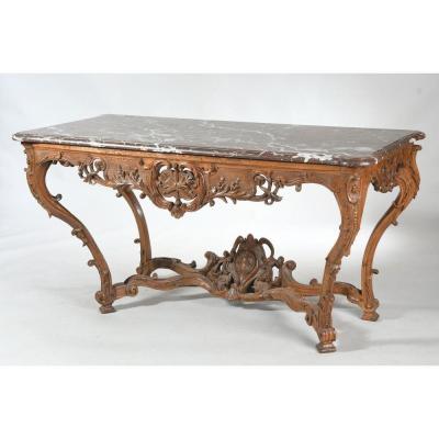 Grande Table à Gibier Louis XV