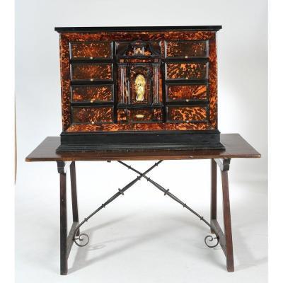 French Cabinet Around 1650