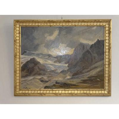 "Mountain Landscape ""w.ryter"""