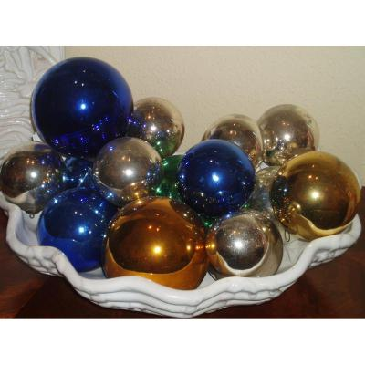 Forgiveness Glass Balls  XIX