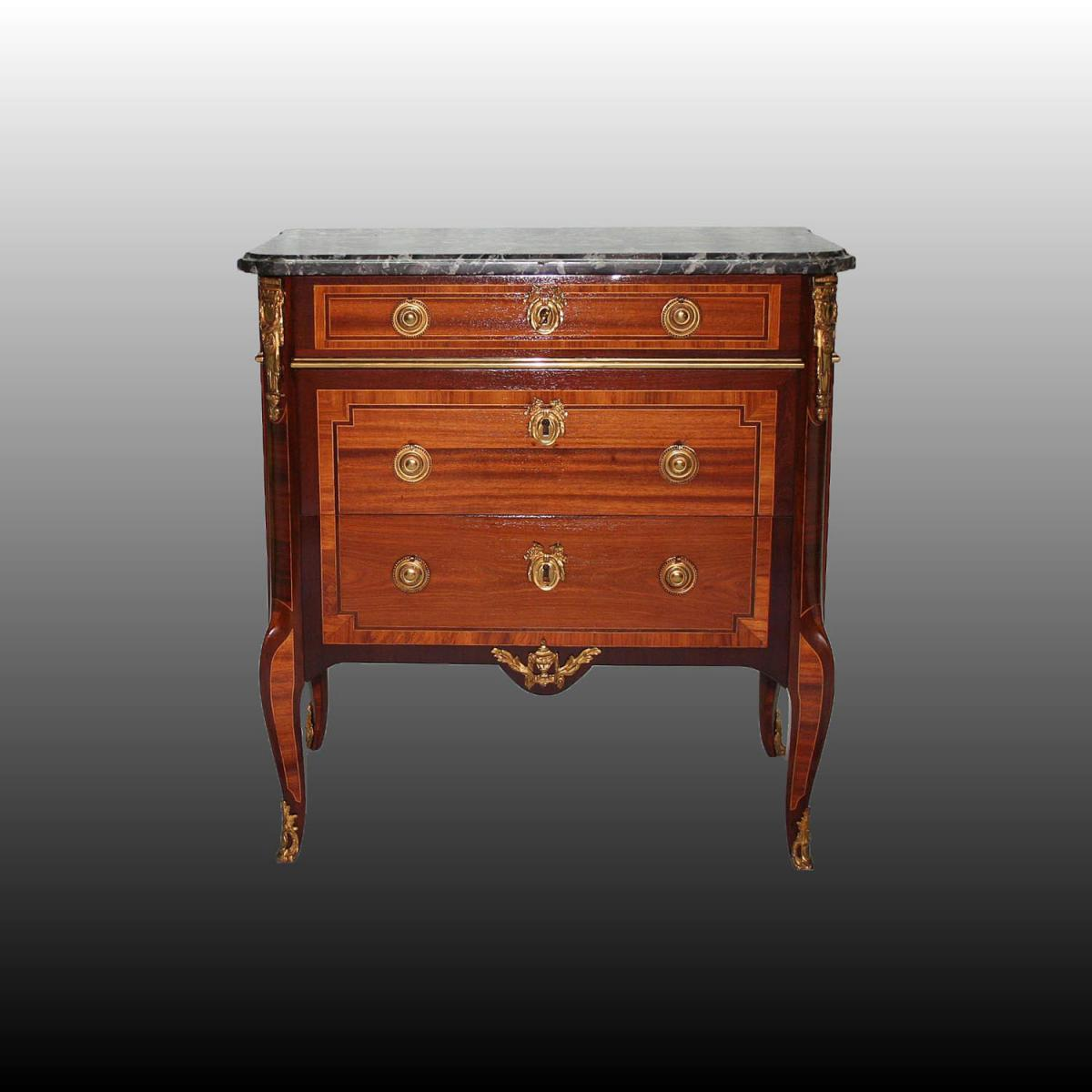 Commode D'époque Transition