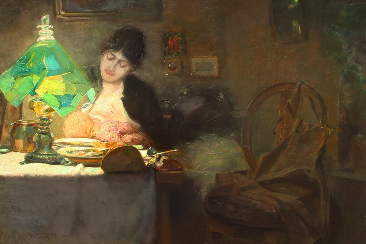 Anton Mangold (1863-1907)
