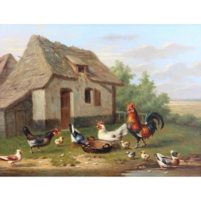 Ecole Belge XIXème