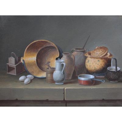 Johann Rudolf Feyerabend (1779-1814) Dit Lelong