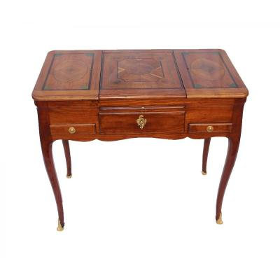 Dressing Table, Stamped Hache Fils In Grenoble