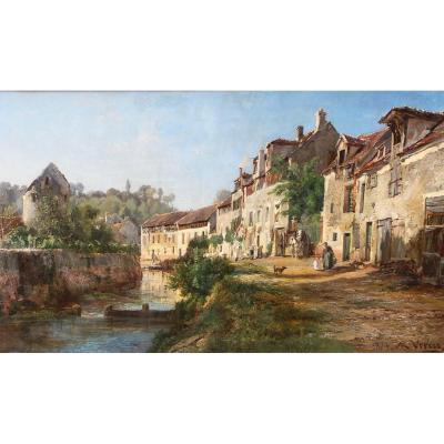 Alexandre René VÉron (1826-1897)