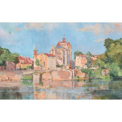 André Hébuterne (1894-1992) , Cahors 1942