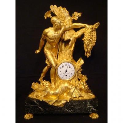Empire Clock '' Jason & The Golden Fleece ''
