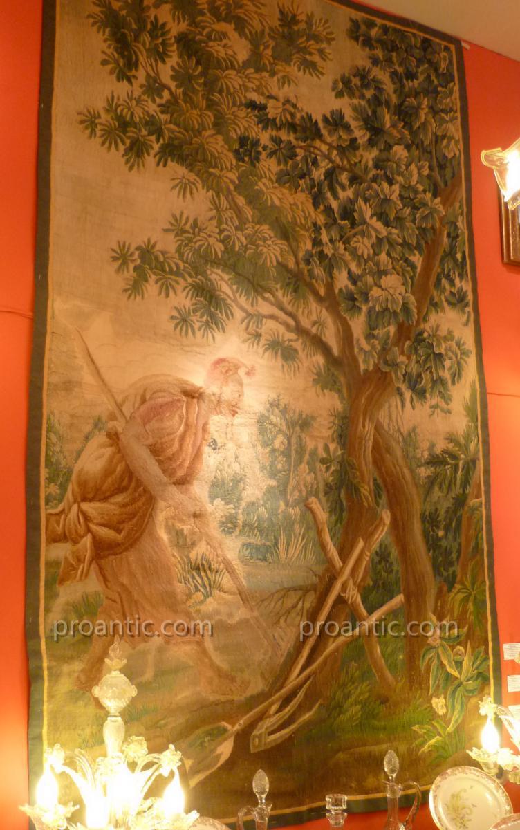 Tapisserie manufacture royale d 39 aubusson du xviii tapis tapisseries - Manufacture d aubusson ...