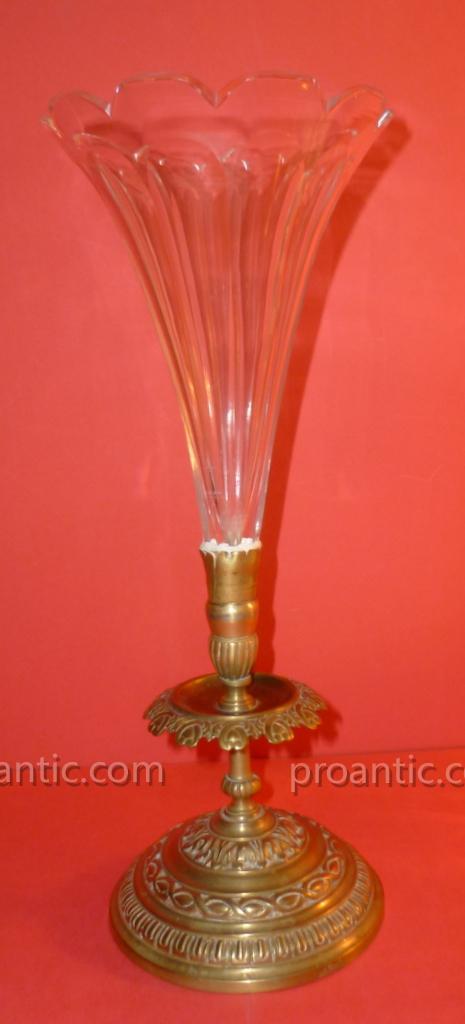 Vase Soliflore d'époque Napoléon III