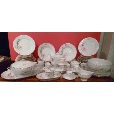 Porcelain Table Wares From Limoges Jb De Saint Eloi