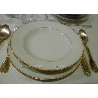 Service De Table En Porcelaine De Chez Haviland