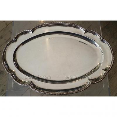 Silver Tray Nineteenth