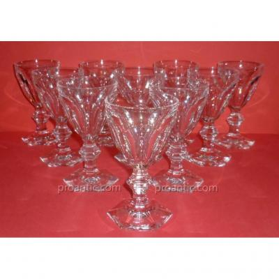 Harcourt Baccarat Wine Glasses