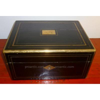 Napoleon III Travel Box