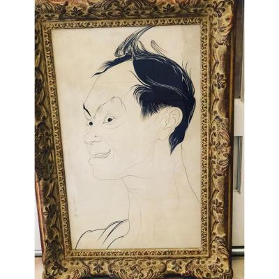 Nicolas Sternberg (1901-1960) Japonais, 1931