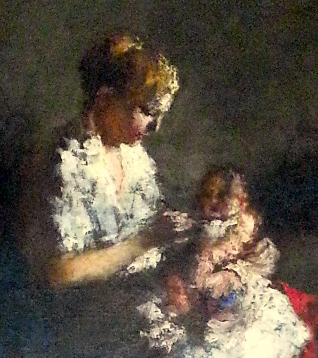 Maternité par Potamianos Haralambos 1955-photo-2