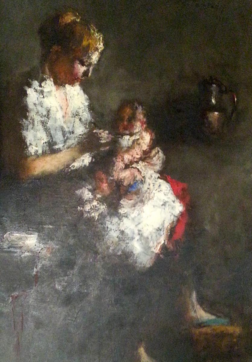 Maternité par Potamianos Haralambos 1955-photo-4