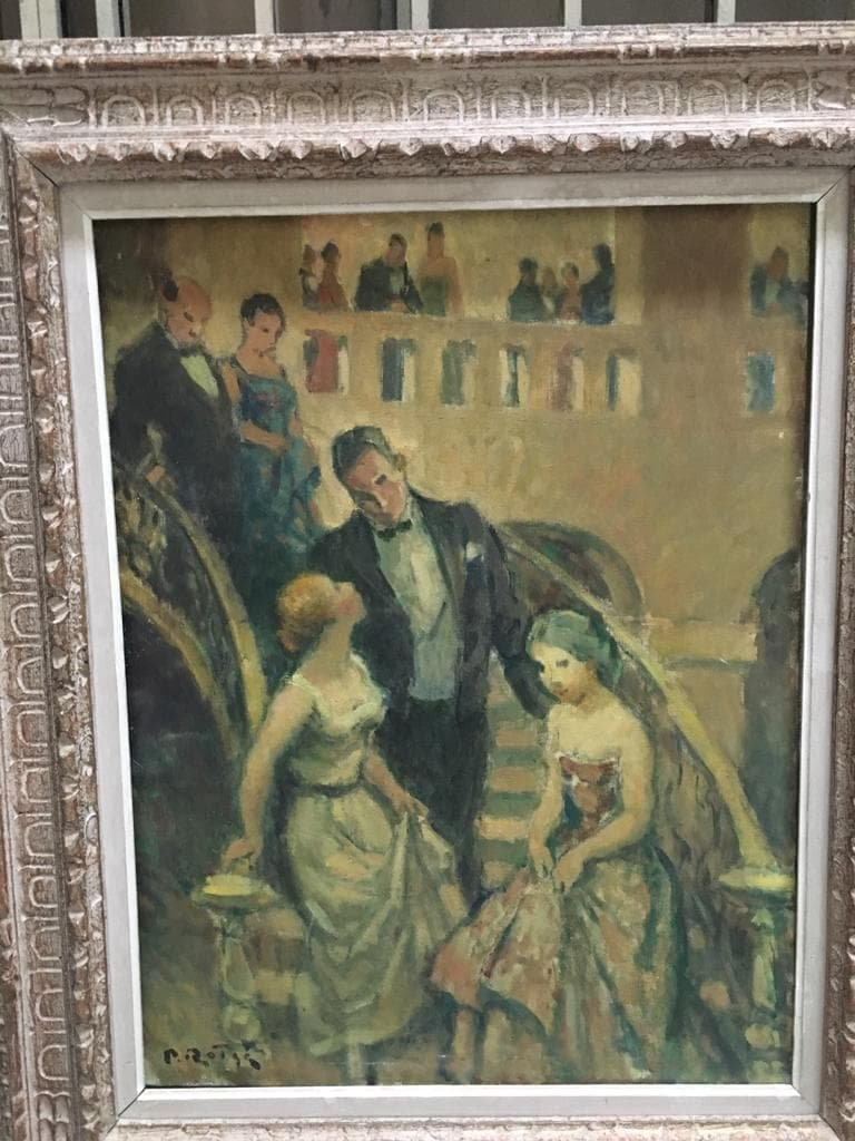 At The Opera - Rotge (1895-1969)-photo-2