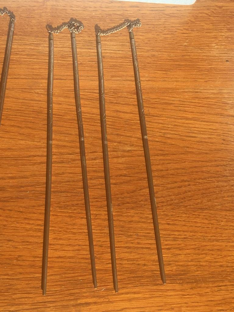 Silver Chopsticks, Far East