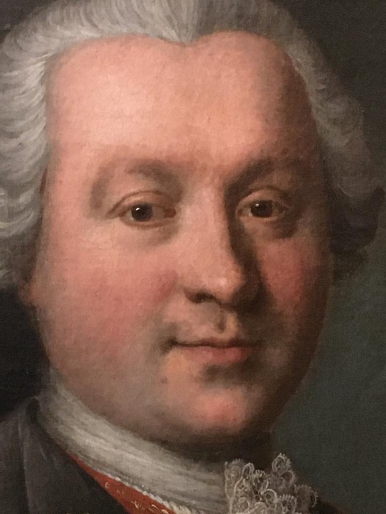 Paire De Portraits d'Aristocrates -photo-6
