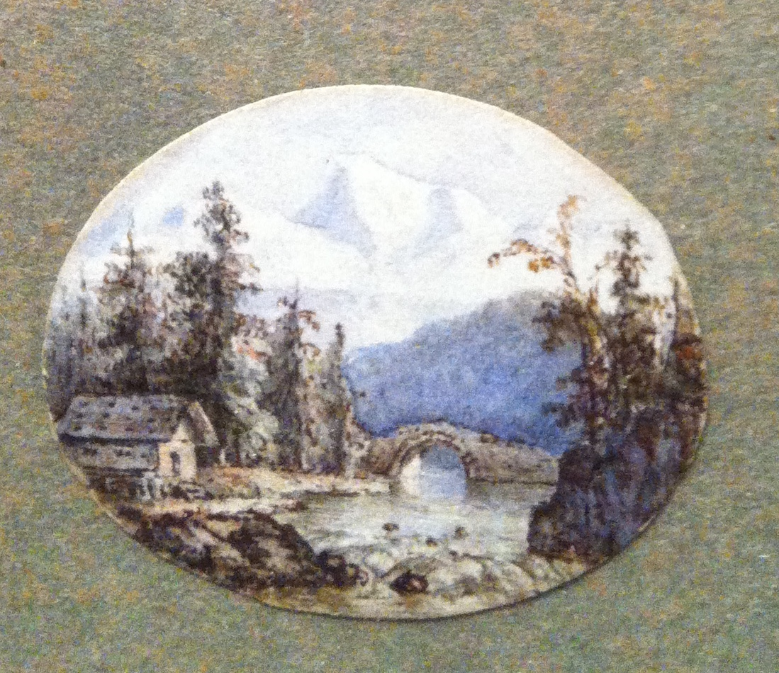 """""""marines And Miniature Landscapes"""" By Hj Jacobus Nooteboom-photo-1"""