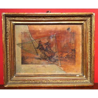 Trompe l'Oeil Nineteenth Century