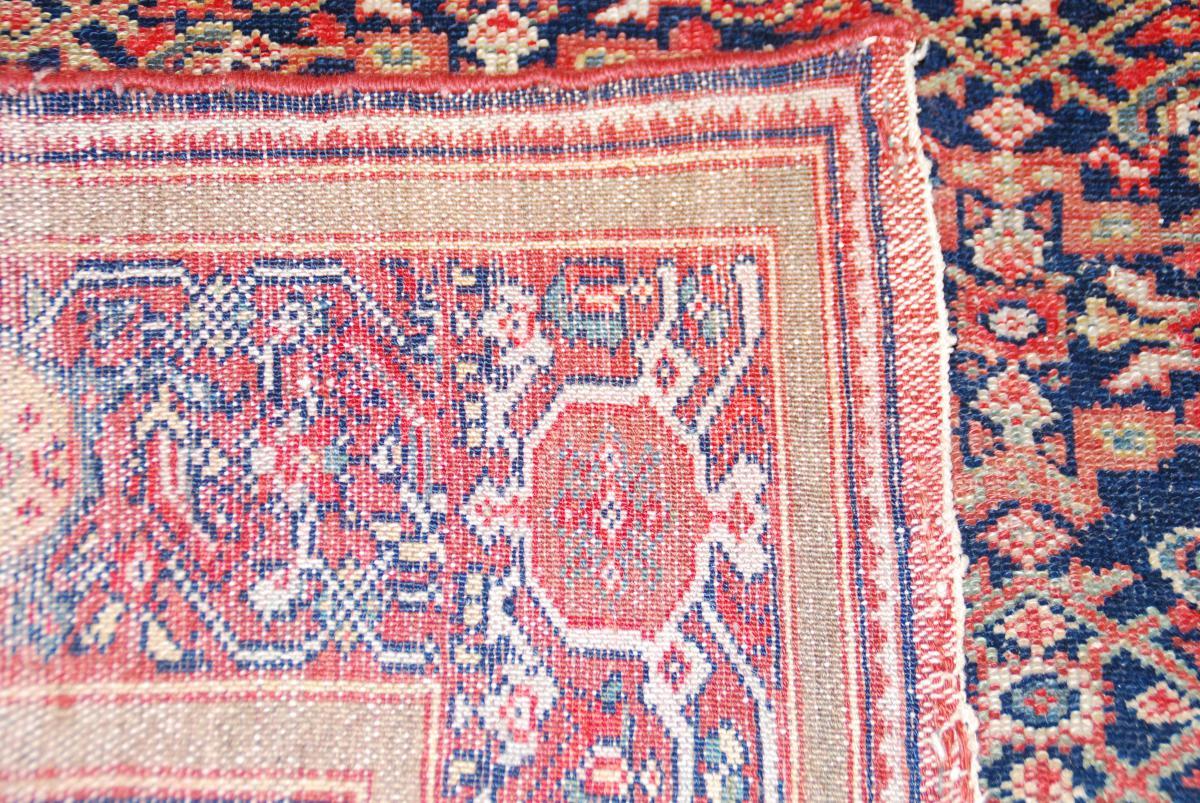tapis ancien iranien malayer 291cmx145cm tapis. Black Bedroom Furniture Sets. Home Design Ideas