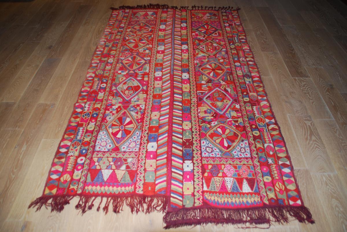 Tapis ancien kilim 272cmx157cm tapis tapisseries - Kilim ancien ...