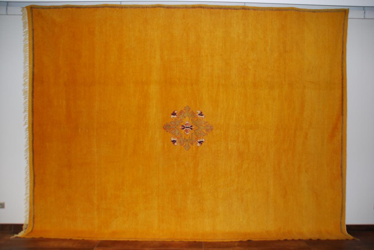 Tapis ancien Marocain 395cmx307cm