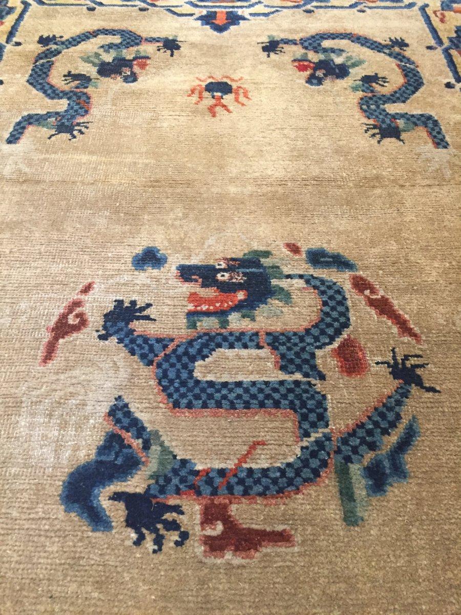 Tapis Chinois 220cmx130cm-photo-2