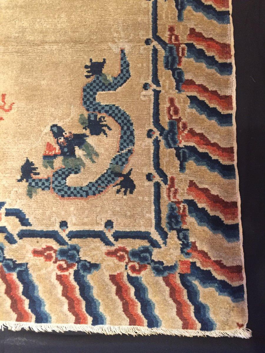 Tapis Chinois 220cmx130cm-photo-3