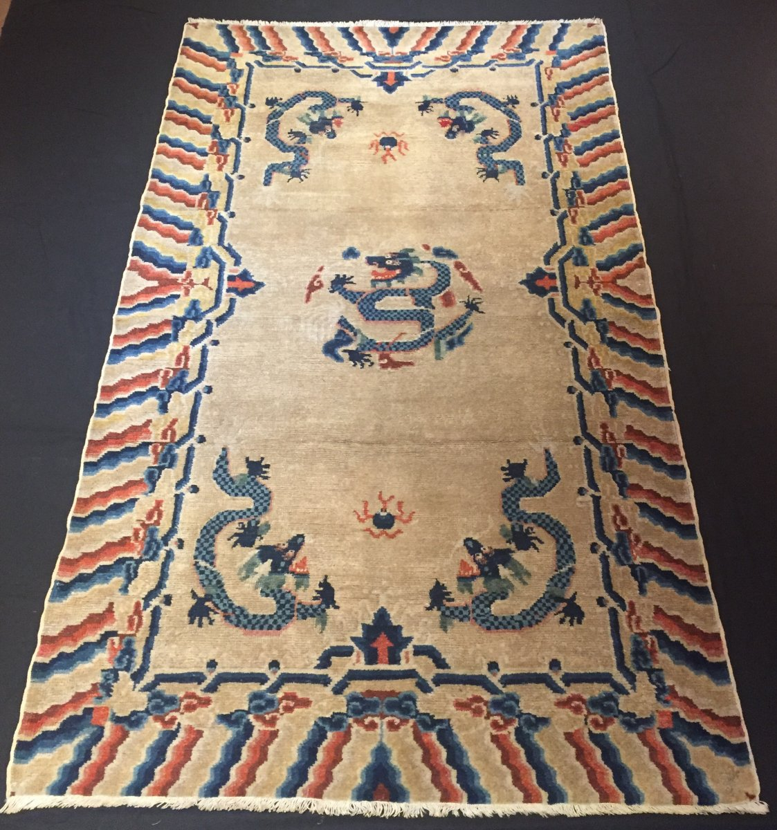 Chinese Carpet 220cmx130cm