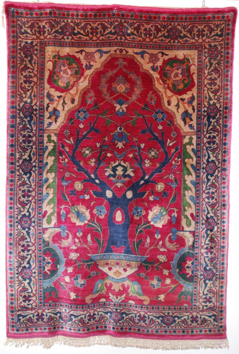 Silk Carpet 192cmx132cm