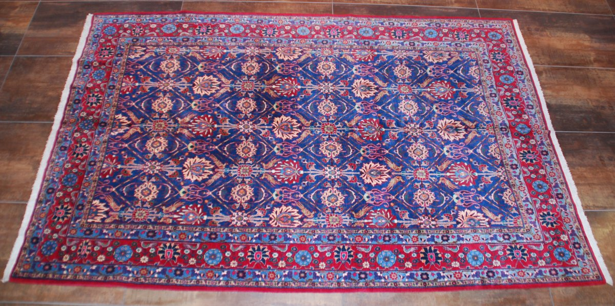 """Old Carpet """"veramine"""" 334cmx216cm"""