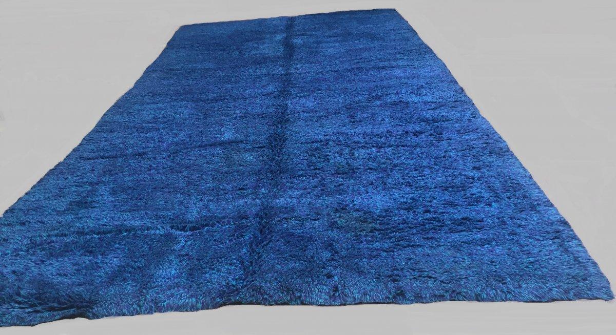 "tapis vintage ""Tisca"" 560cmX270cm"