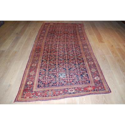 "Tapis ancien Iranien ""malayer"" 291cmx145cm"