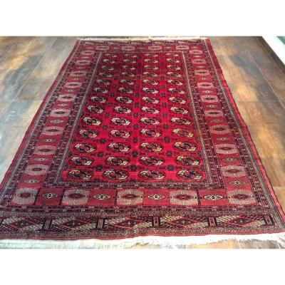 """Old Carpet """"bukhara"""" 338cmx210cm"""